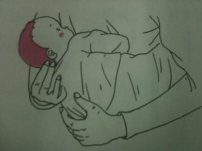 幼儿园中班简笔画洗袜子