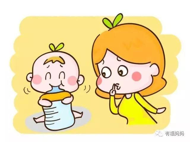 不要让粗心害了娃!奶瓶该戒还得戒!